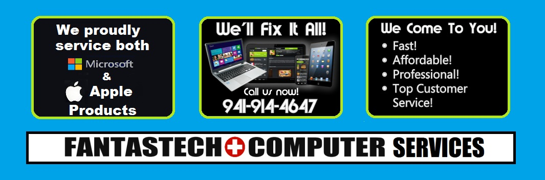 Computer Repair In Sarasota by Fantastech